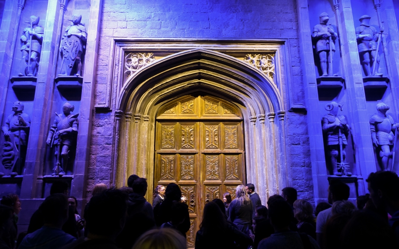 Doors to the Great Hall