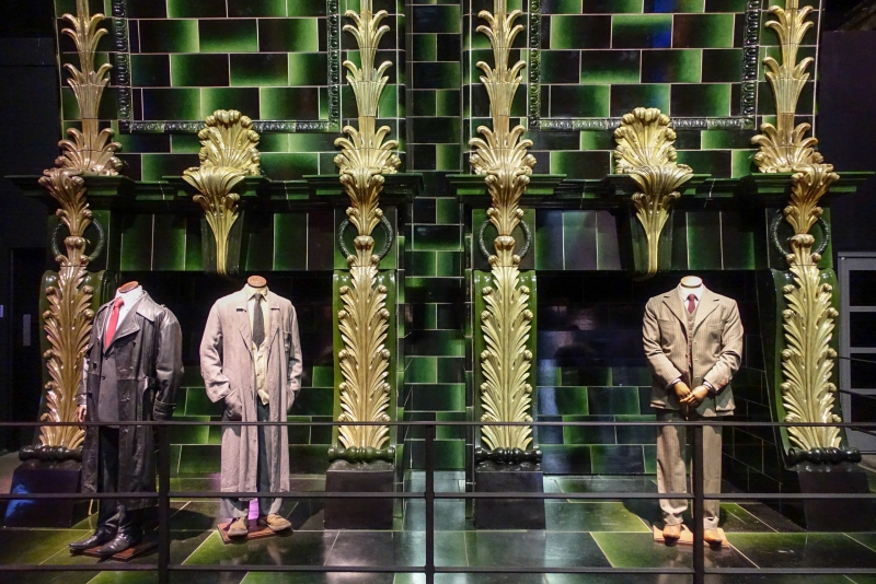 The Ministry of Magic atrium