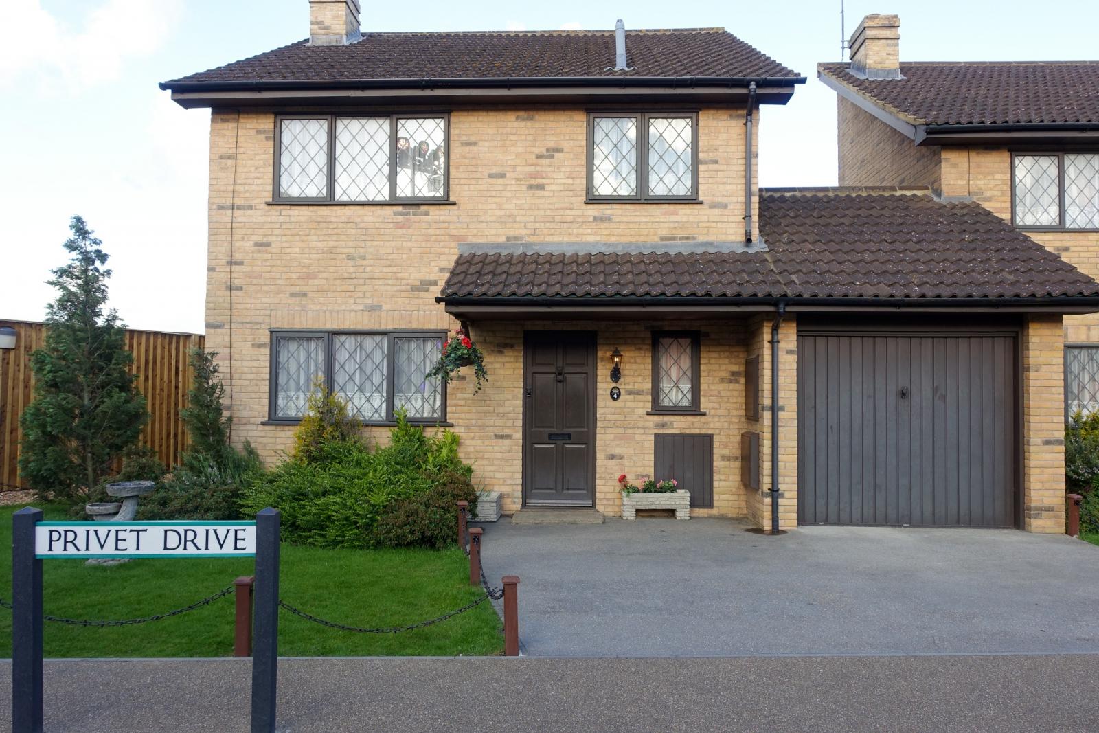 No. 4 Privet Drive