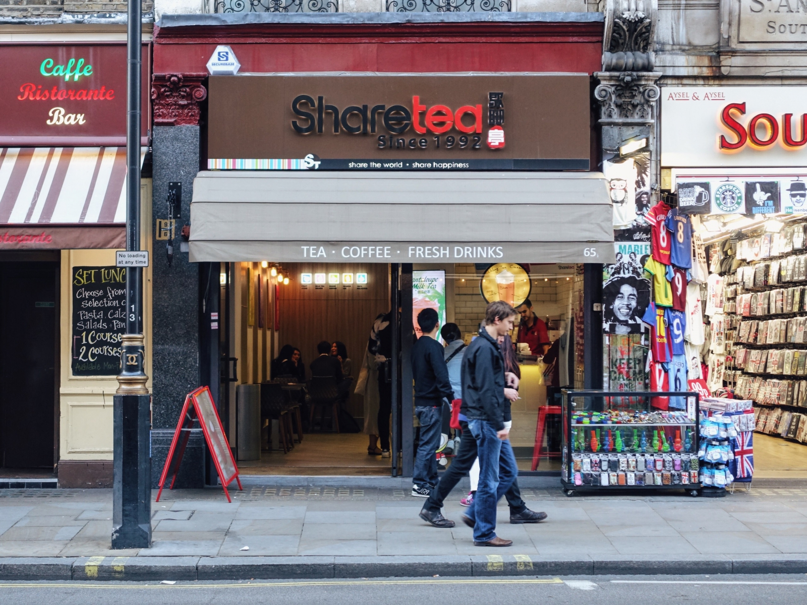 Sharetea in London