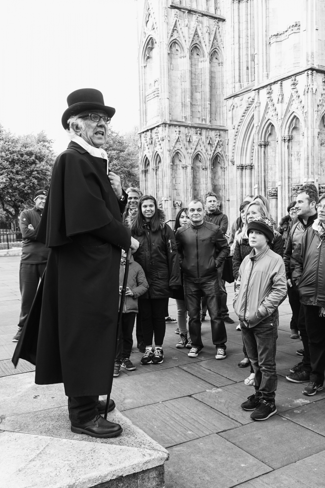 york ghost walk